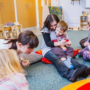Hoglets - drama and storytelling classes for babies and toddlers