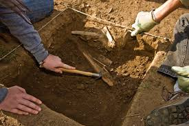 """Archaeologists announce new discovery: """"Gruffalo"""" bear."""