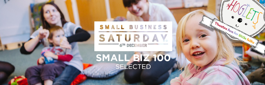 Hoglets selected as a Small Biz 100 company!