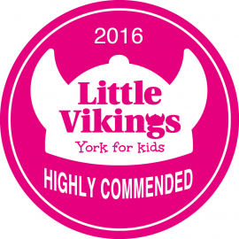 "Hoglets ""Highly Commended"" in Little Vikings 2016 Awards"