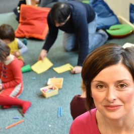 Hoglets storytelling classes featured in York Press