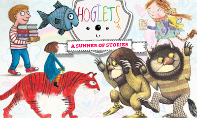 Hoglets - A summer of stories