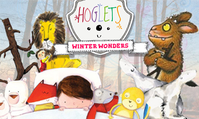 This term in Hoglets – Winter Wonders