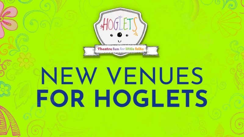 New venues for Hoglets summer 2018