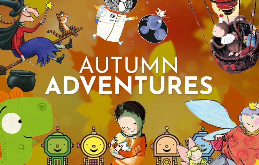 Hoglets - Autumn adventures new term