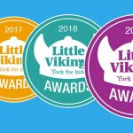 Little Viking Awards - Highly Commended four years running