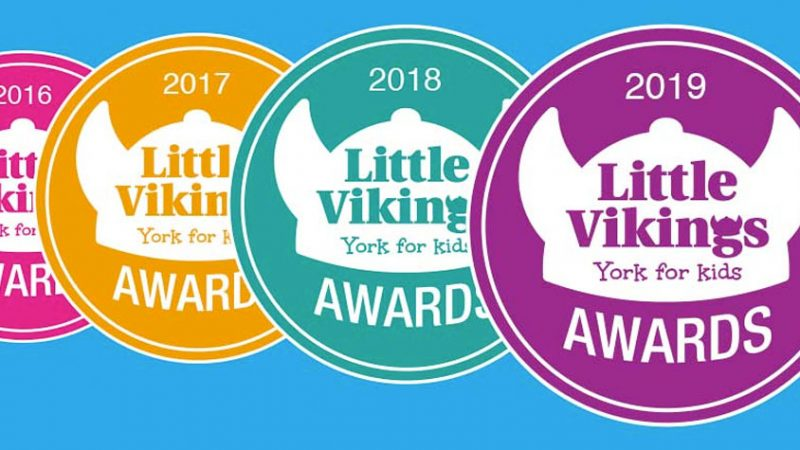 Nominate Hoglets in the Little Vikings York Awards 2018