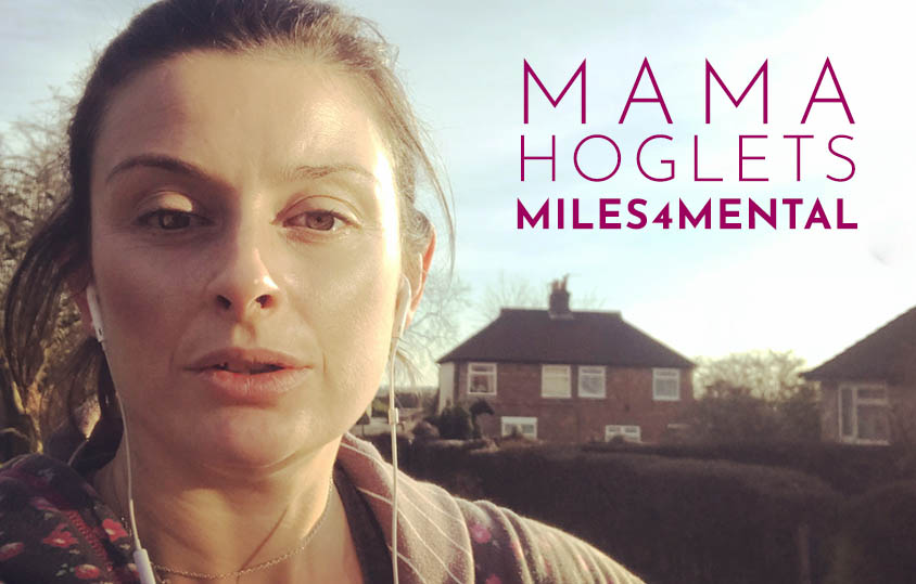 Mama Hoglet's miles for mental health