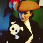 Hoglets - Pirate Party - Gemma Curry as Captain Beeswax