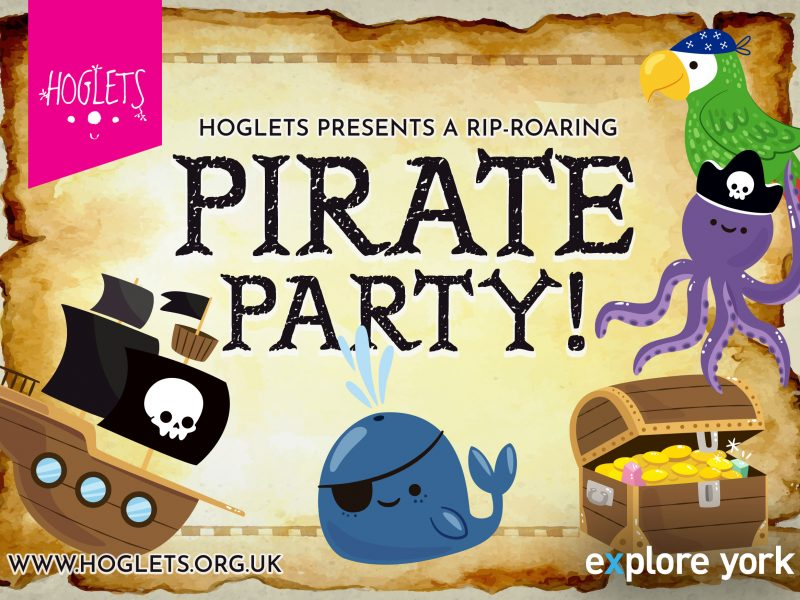 Pirate Party promo image