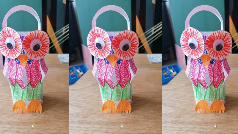 Make your own WOW Owl lantern